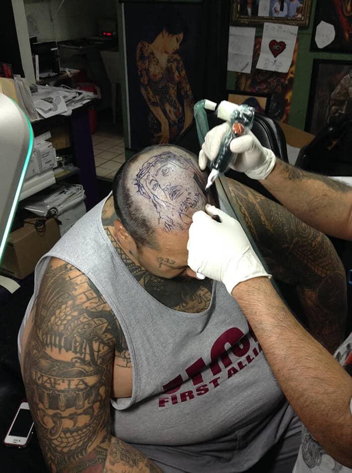 Skin Design Tattoo Booya Tribe Tattoo