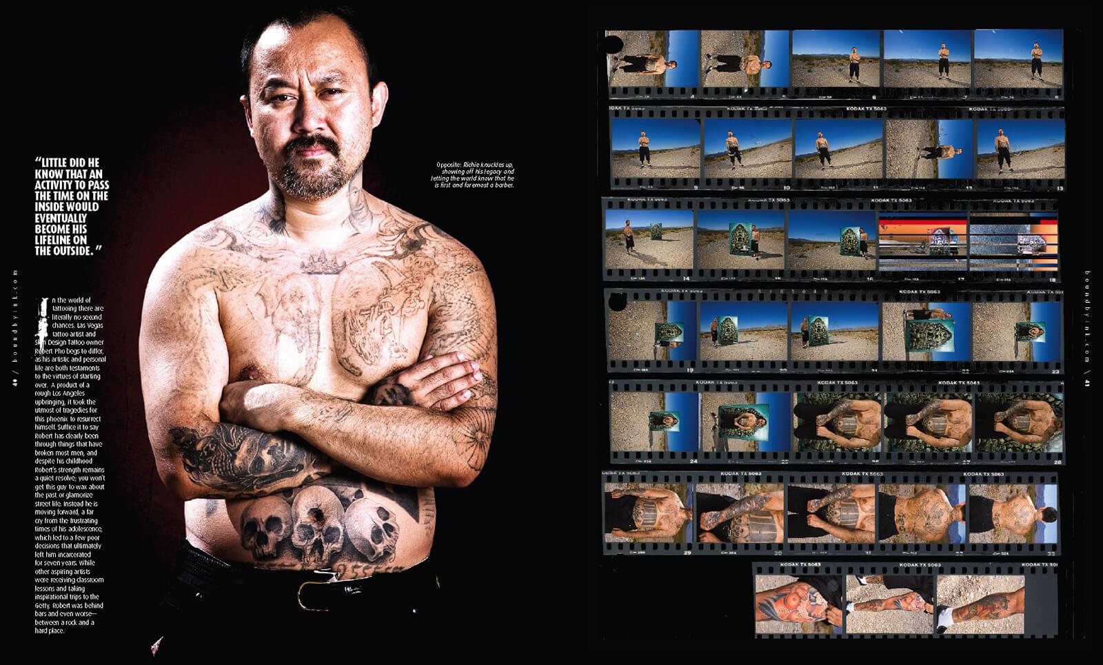 Skin Design Tattoo Bound Ink Gallery