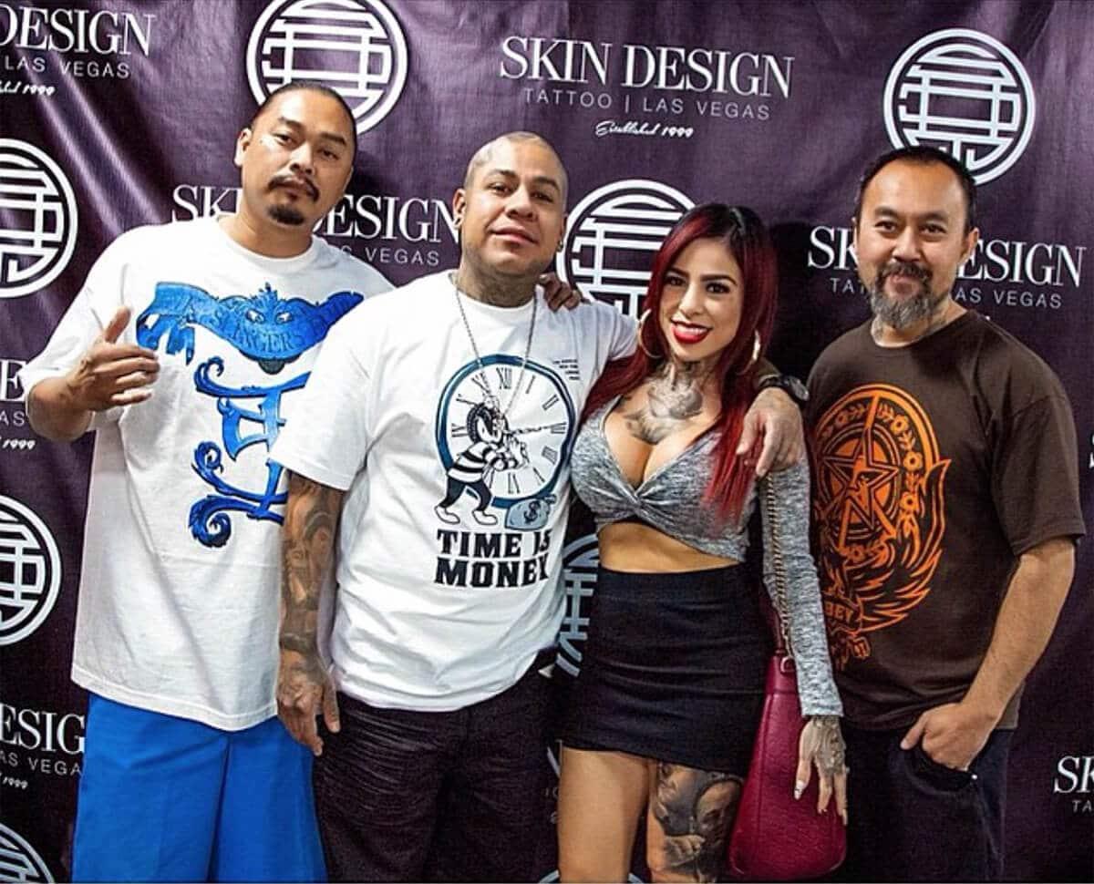 Skin Design Tattoo Brian Gonzalez Ink Slingers