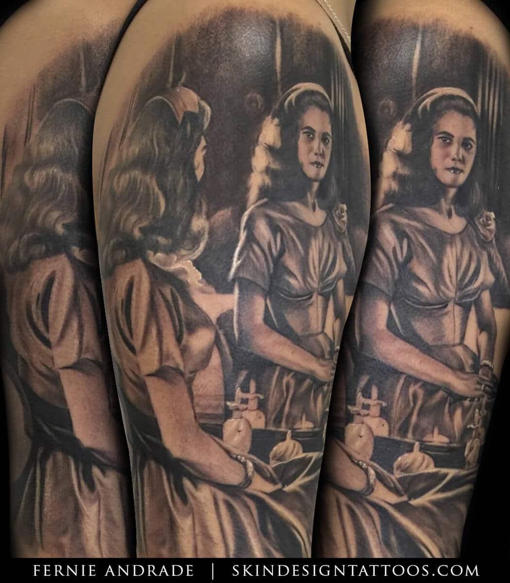 Skin Design Tattoo Featured Gallery