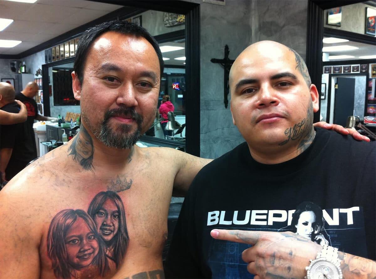 Skin Design Tattoo Gallery