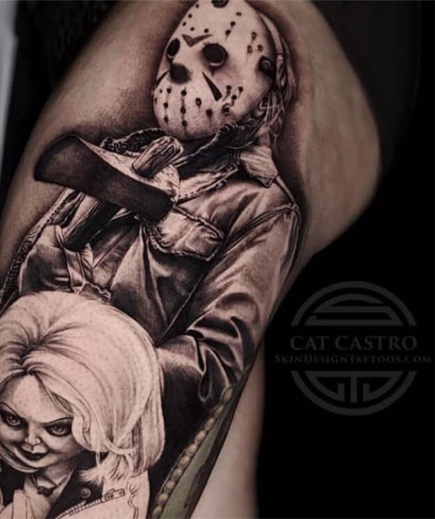 Skin Design Tattoo NY Brooklyn Tattoo Artists