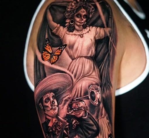 Skin Design Tattoo New York Gallery