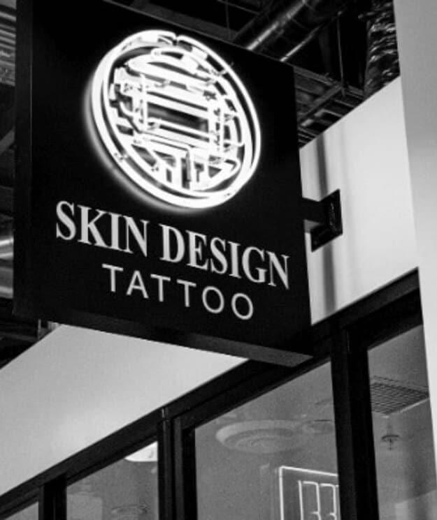 Skin Design Tattoo Orange County Tattoo Parlor