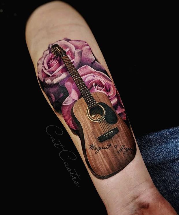 Skin Design Tattoo-Jane Of All Trades