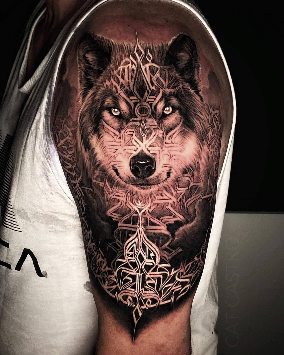 Skin Design Tattoo Cat Castro Consultations