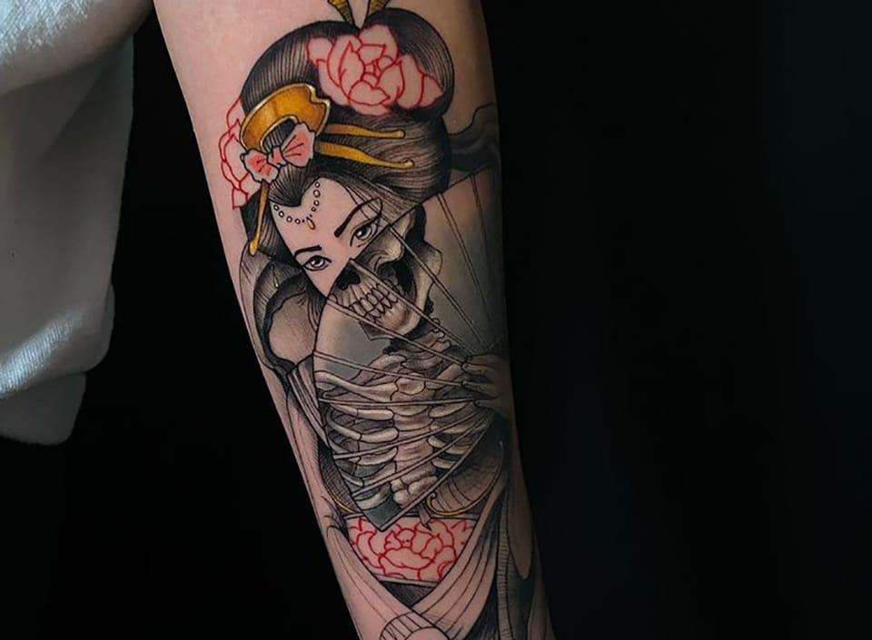 Skin Design Tattoo Claude Estrada Consultations