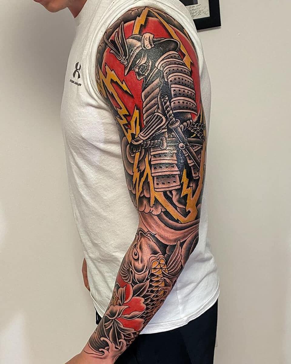 Skin Design Tattoo Gerard Connely Consultations