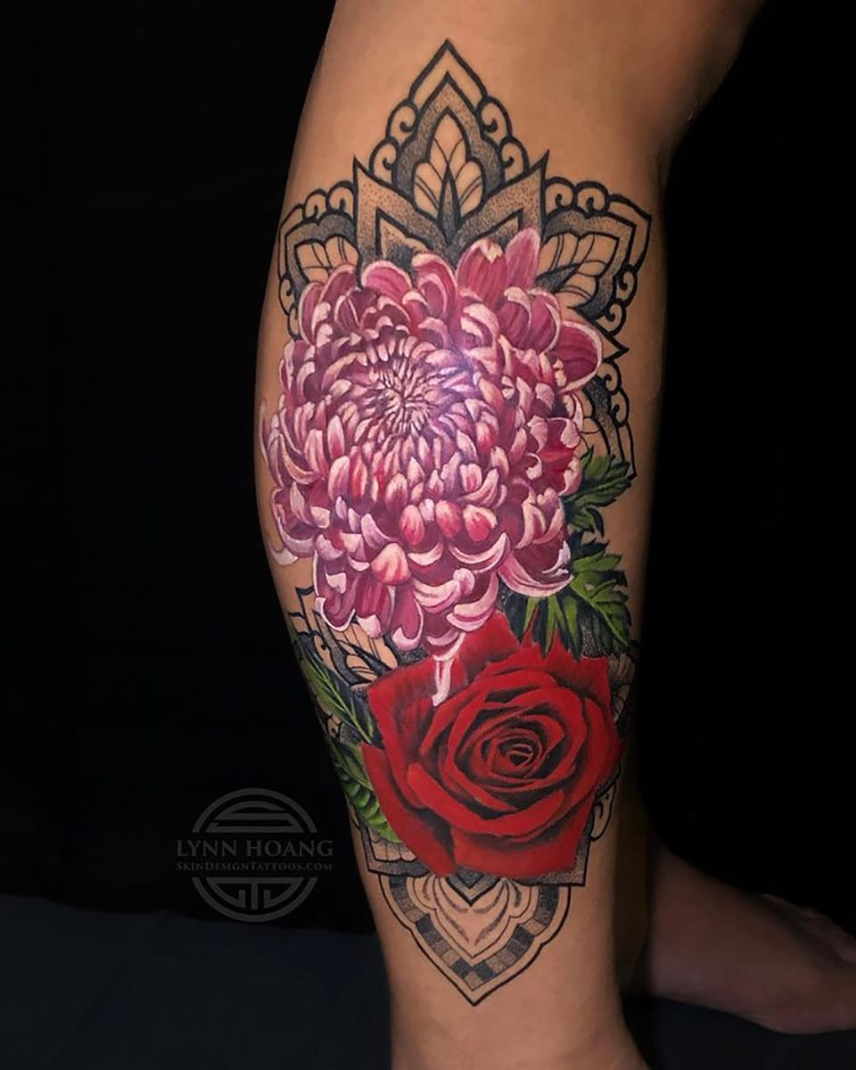 Skin Design Tattoo Lynn Hoang Consultations