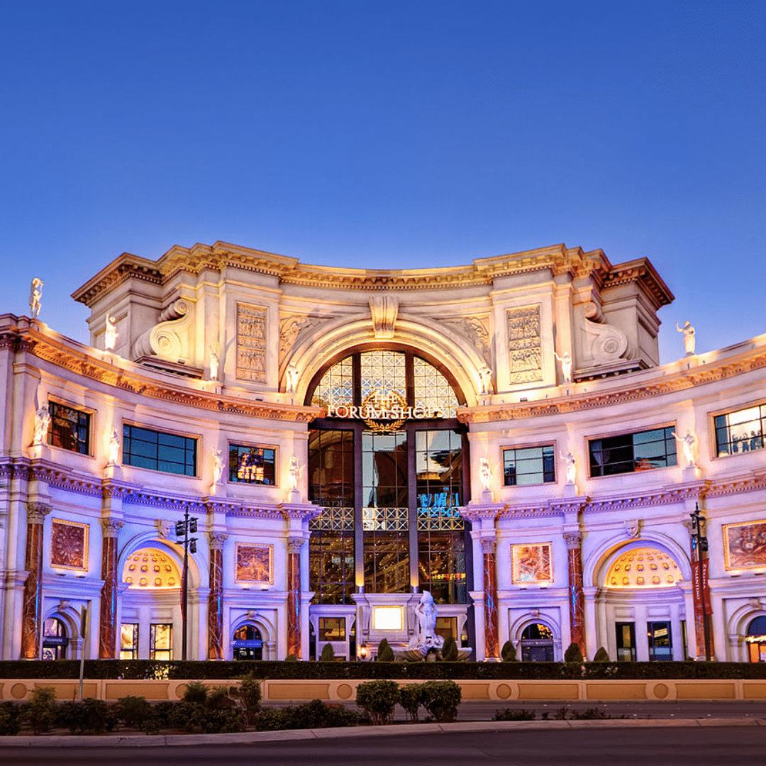 caesar palace forum shop